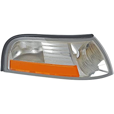 Dorman 1650249 Front Passenger Side Turn Signal / Parking Light Assembly for Select Ford / Mercury Models: Automotive