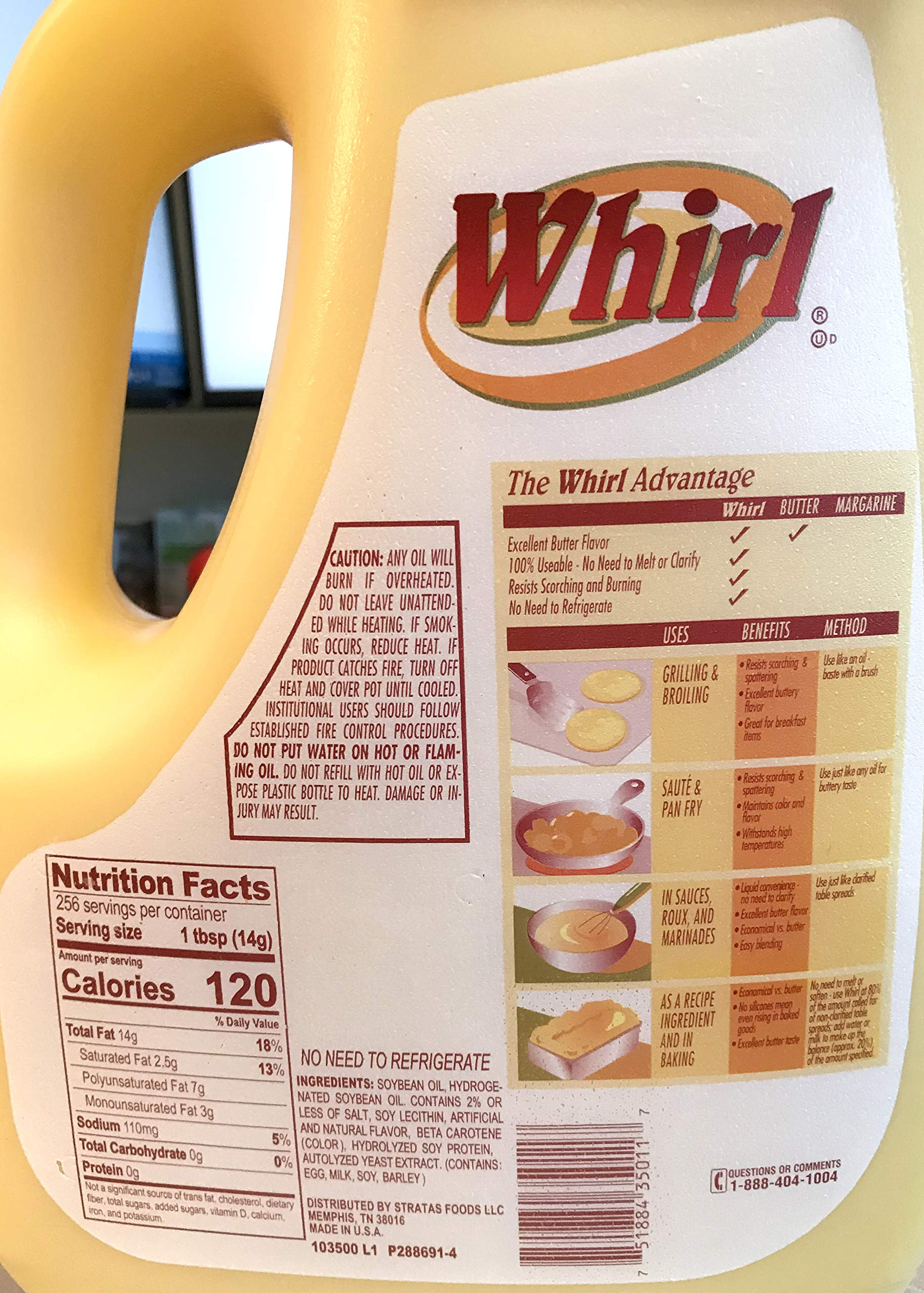 Whirl Butter Flavored Oil by Whirl (Image #8)
