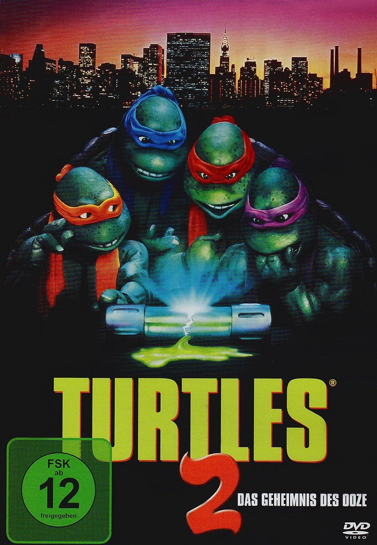 Turtles 2 - Das Geheimnis des Ooze [Alemania] [DVD]: Amazon ...
