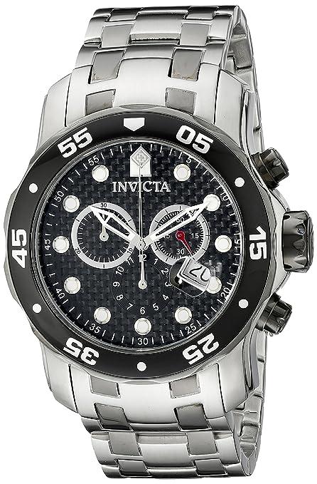 Amazon.com: Invicta 14339 Mens Pro Diver Subaqua Watch: Invicta: Watches
