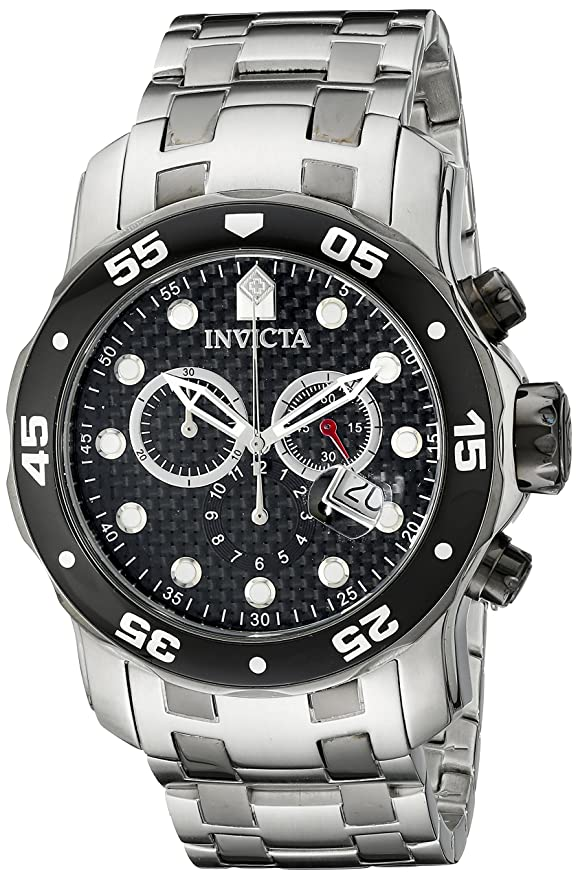 Amazon.com: Invicta 14339 Mens Pro Diver Subaqua Watch: Invicta: Watches
