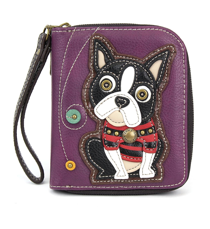 CHALA Handbags Zip Around...