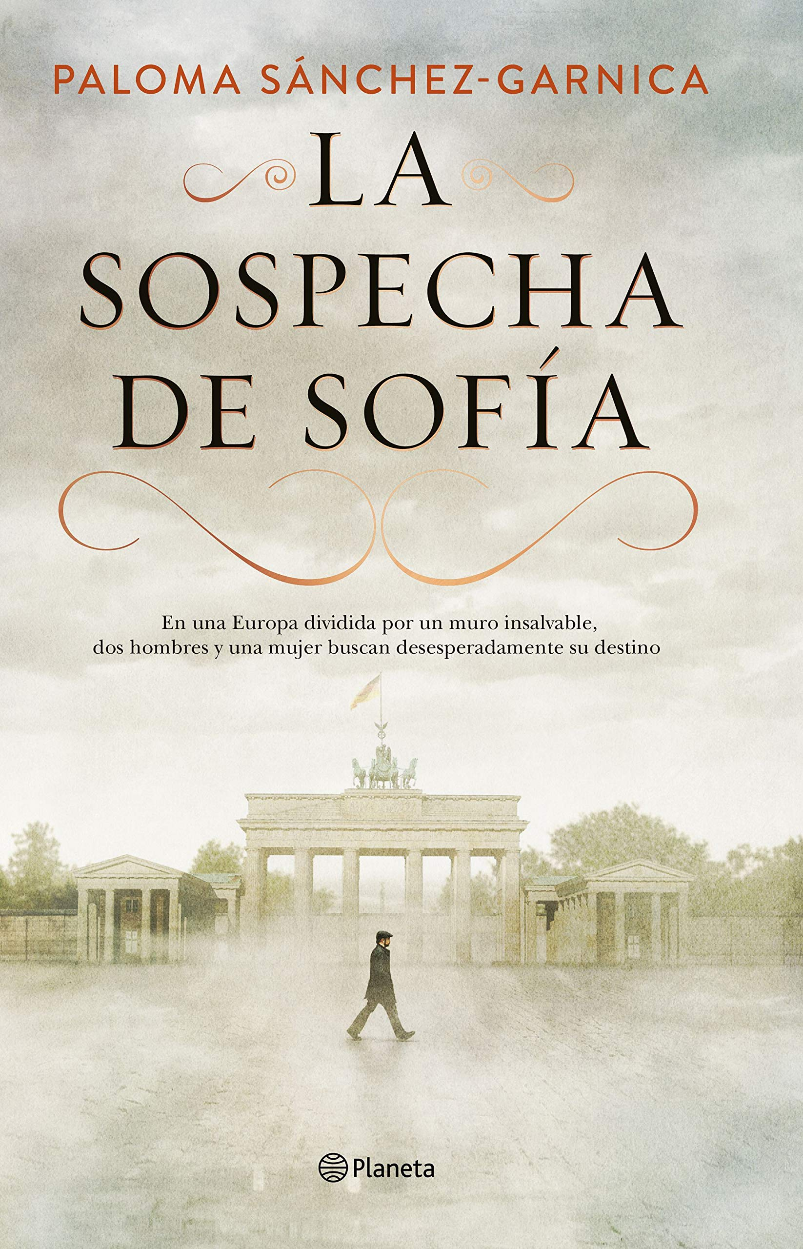 La sospecha de Sofía (Volumen independiente) por Paloma Sánchez-Garnica
