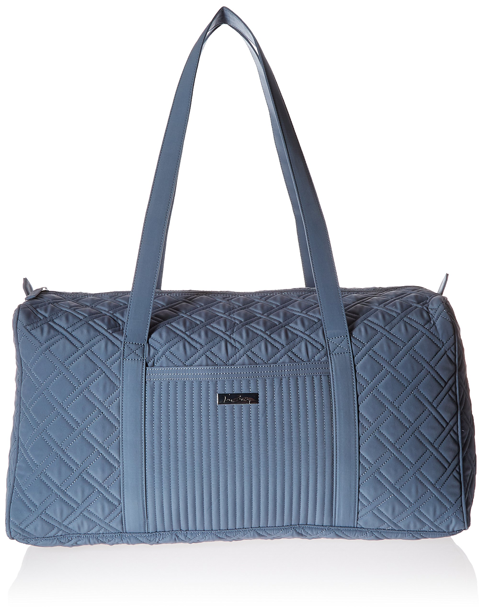 Women's Large Duffel, Microfiber, Charcoal