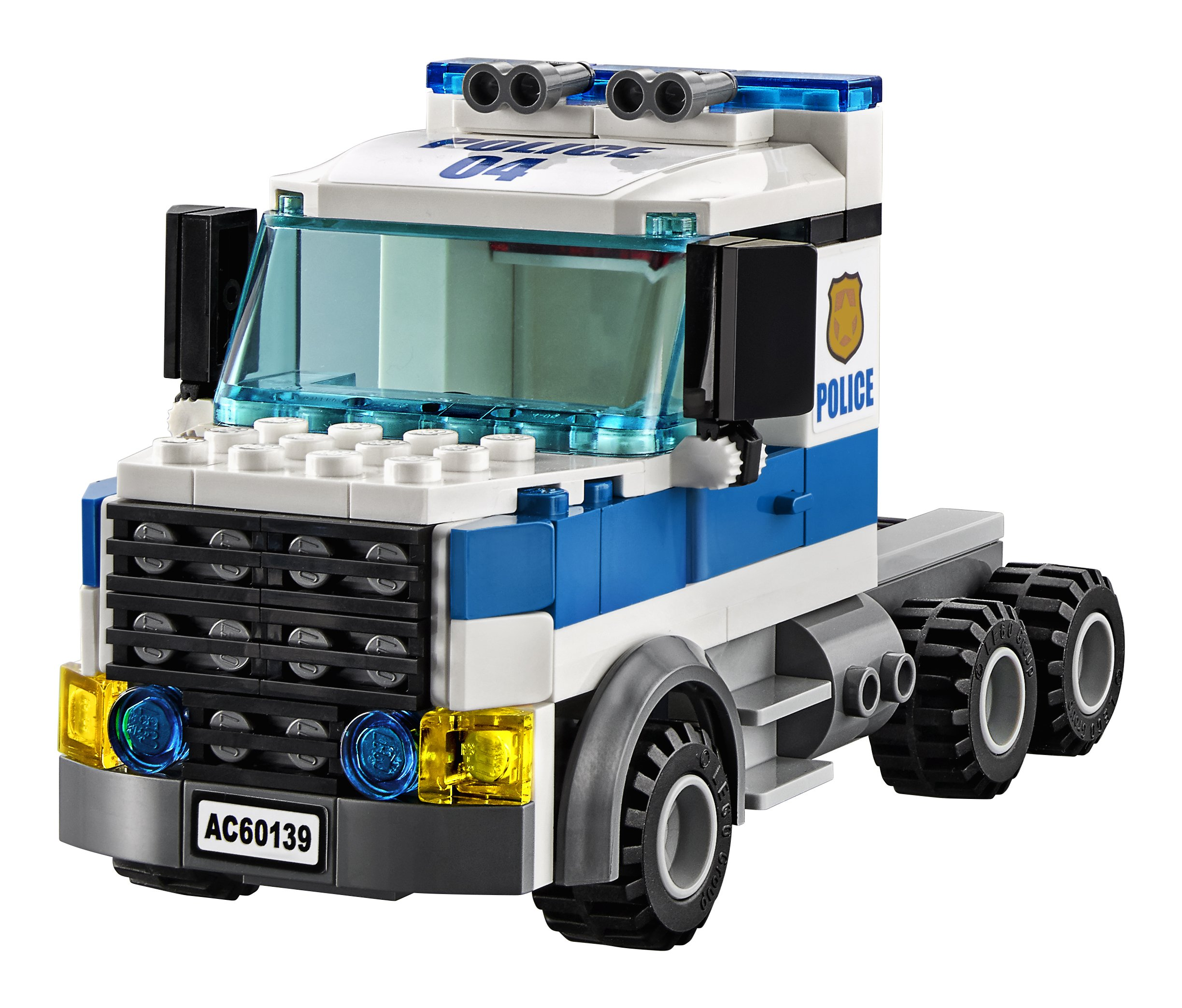 LEGO City Police Mobile Command Center 60139 Building Toy by LEGO (Image #8)