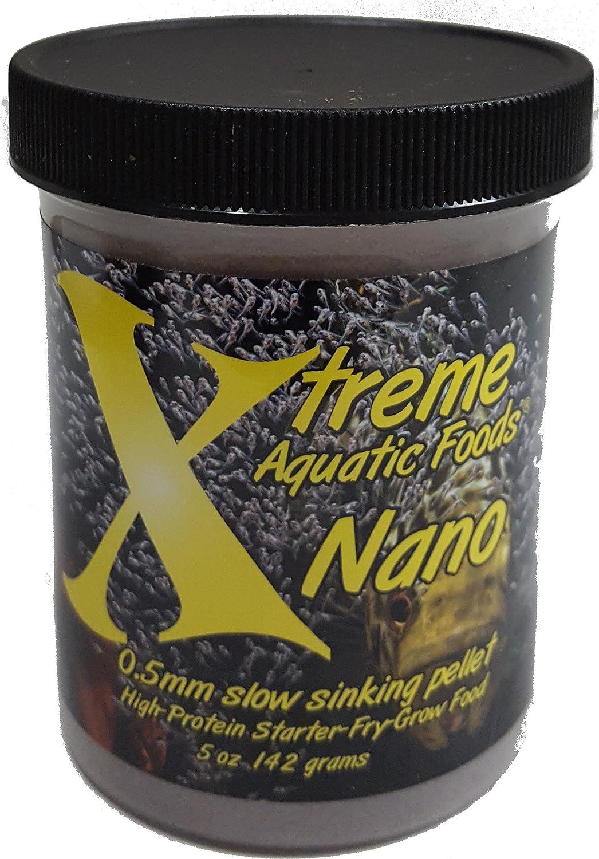 Xtreme Aquatic Foods 2207-A Nano Food, 5 oz