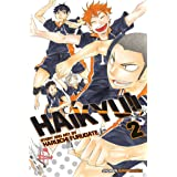 Haikyu!!, Vol. 2: The View From The Top: Volume 2