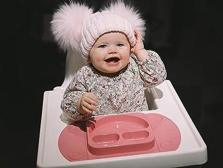 Plato port/átil con ventosas para beb/é EasyMat