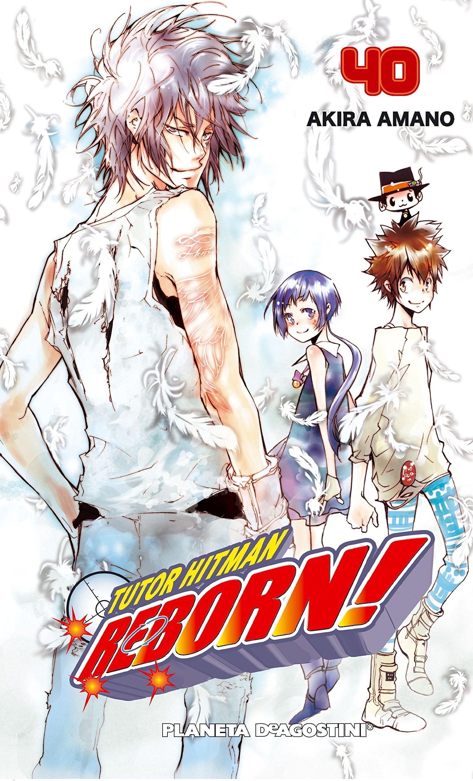 Tutor Hitman Reborn 40: Akira Amano: 9788468478852: Amazon ...