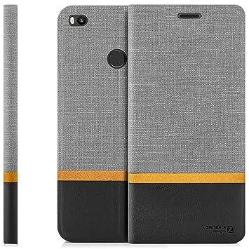 zanasta Funda Xiaomi Mi MAX 2 Case Cubierta Carcasa Flip ...