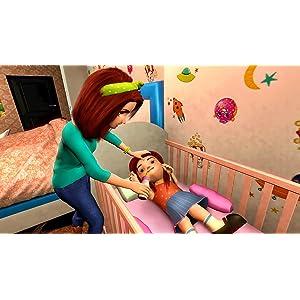 Virtual Mother Simulator 3D: Mommy Baby Care Juegos de ...