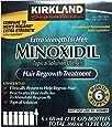 Kirkland Minoxidil 5% Extra Strength Hair Regrowth for Men 6 Month Supply