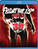 Friday the 13th Part 3 [Blu-ray]
