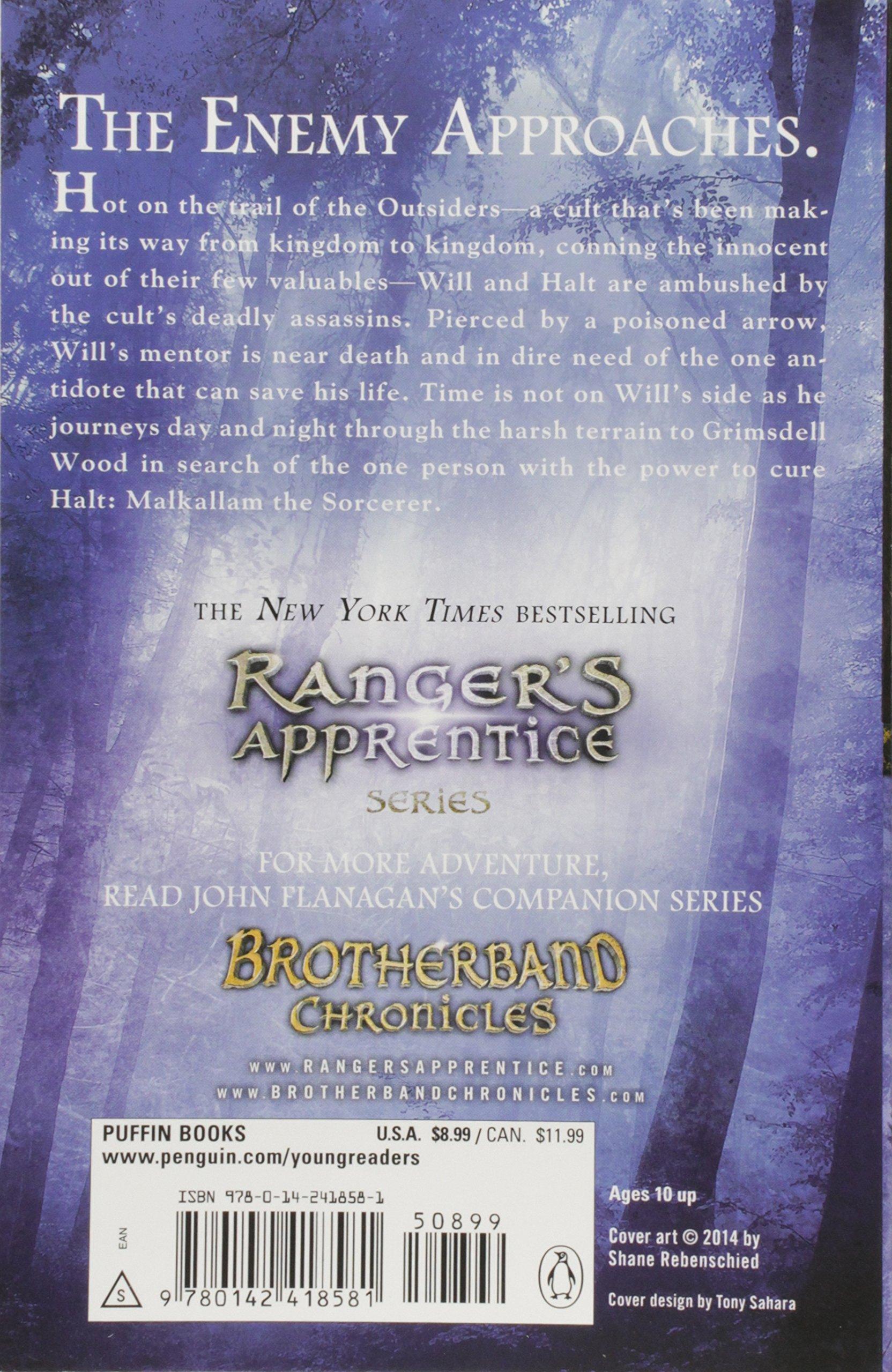 Halt's Peril: Book Nine (ranger's Apprentice): John A Flanagan:  9780142418581: Amazon: Books