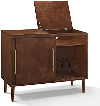 Etonnant Crosley Furniture Everett Media Console   Mahogany