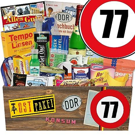 Geschenkidee mutter 77