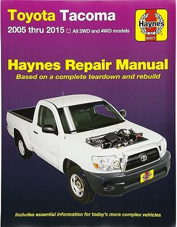 manuales de mecanica automotriz toyota