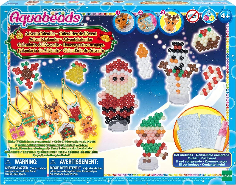 Epoch para Imaginar 31366 Advent Calendar Calendario de Adviento Aquabeads