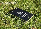 GLORYFIRE Waterproof Notebook All Weather Shower