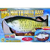 Billy Bass the singing fish is back!