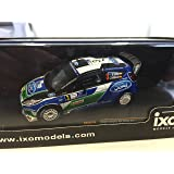 Générique 1:43 Rally Car Ford Fiesta RS WRC Sordo Rally Argentina 2012 1: