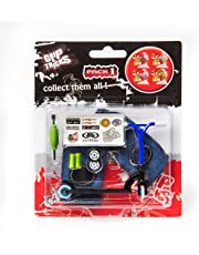 Grip and Tricks - Finger SCOOTER - Skate - Pack1 - Dimensions: 22 X 13,5 X 2 cm