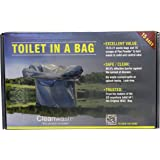 Cleanwaste Toilet in a Bag - DIY Kit 15 pack