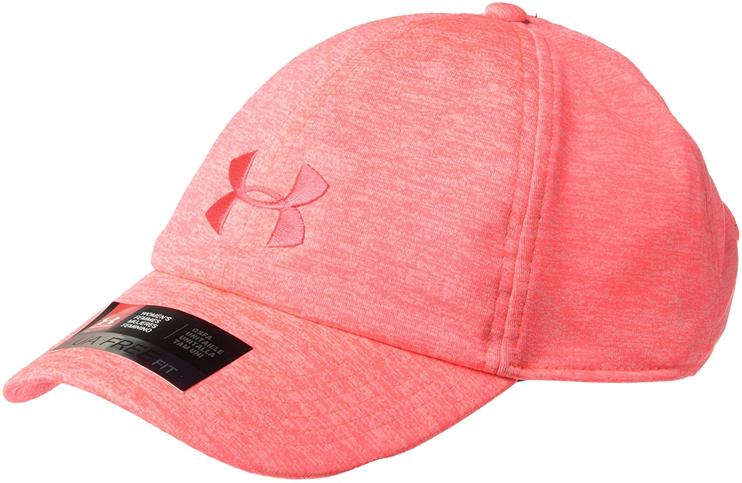 2153aaf6d9 Under Armour Women's Twisted Renegade Cap, Brilliance (819)/Coral Cove, One  Size