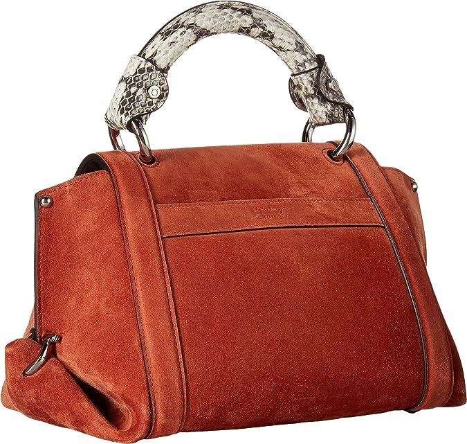 de05510ca4 Salvatore Ferragamo Women s Soft Sofia 21G623 Sunstone Handbag  Amazon.ca   Shoes   Handbags