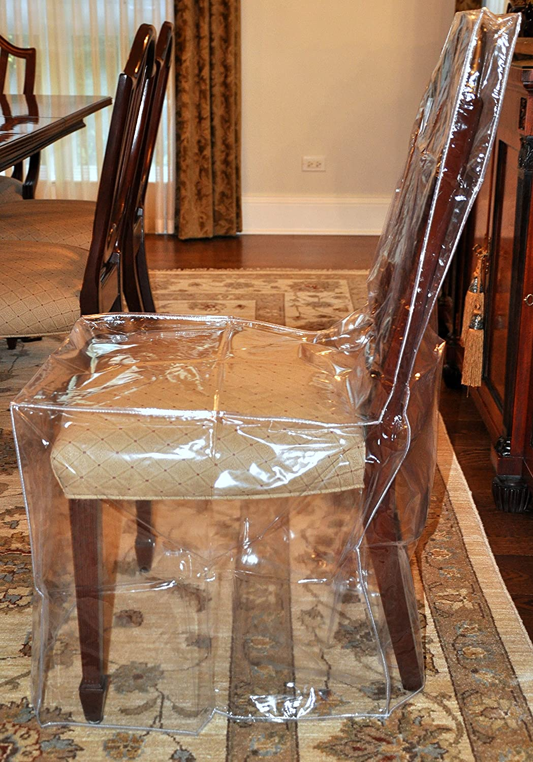 Dining Room Chair Covers Because Of Cats