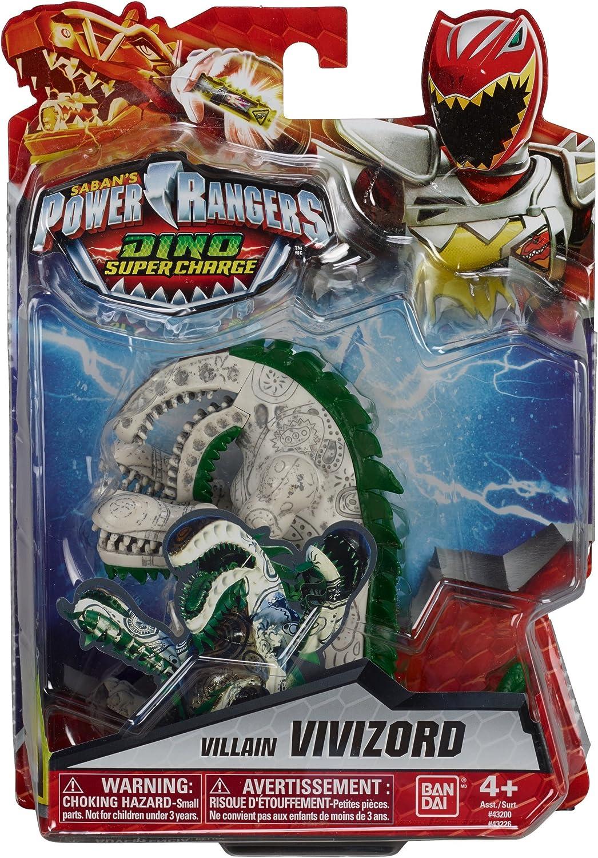 Power Rangers Dino Super Charge méchant vivizord 12.5 cm Figure