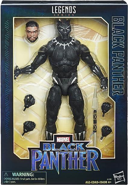 Nuevo En Stock Figura De Acción Marvel Select Black Panther