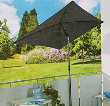 Amazonde Meinposten Sonnenschirm 210x140 Gartenschirm