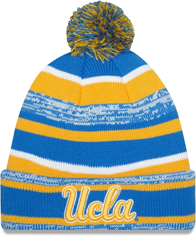 New Era NCAA Unisex College NE14 Sport Knit Beanie