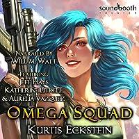 Omega Squad: A Superhero Adventure (Omega Metahumans, Book 1)