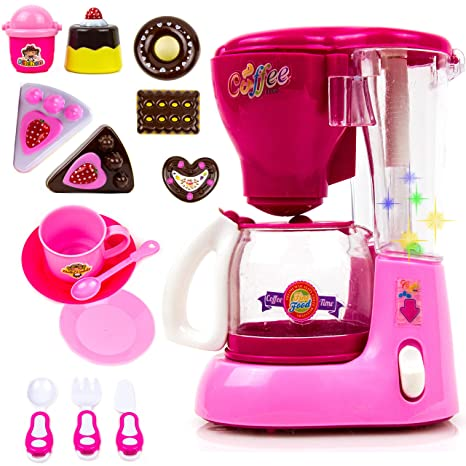 Amazon.com: Toysery Coffee Maker Blender Mini Appliances Kitchen Toy on wooden kitchen furniture, kmart playsets, wooden kitchen preschool, wooden kitchen flooring, best wooden playsets, wooden kitchen sets, wooden play kitchen, wooden loft playsets, wooden kitchen clocks, wooden backyard playsets, wooden kitchen cabinets, wooden kitchen food, wooden kitchen doors, wooden playsets clearance, wooden kitchen accessories, lowe's playsets, wooden playset with bridge, wooden kitchen tables, wooden kitchen toys, my world playsets,