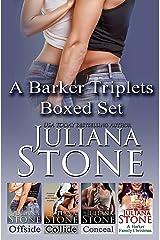 The Barker Triplets Boxed Set. Kindle Edition