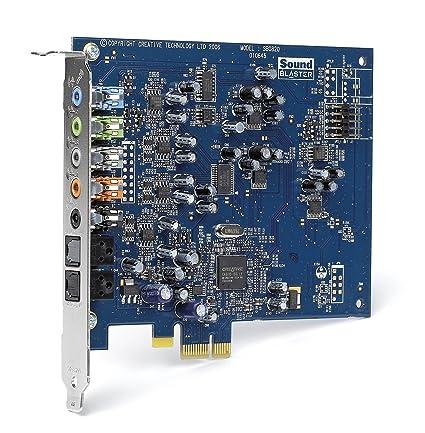 Creative Sound Blaster X-Fi Xtreme - Tarjeta de Sonido Interna