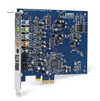 Creative Sound Blaster PCI Express X-Fi Xtreme Audio Driver Windows XP