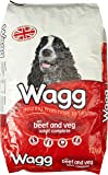 Wagg Complete Beef and Veg Dog Food, 12 kg