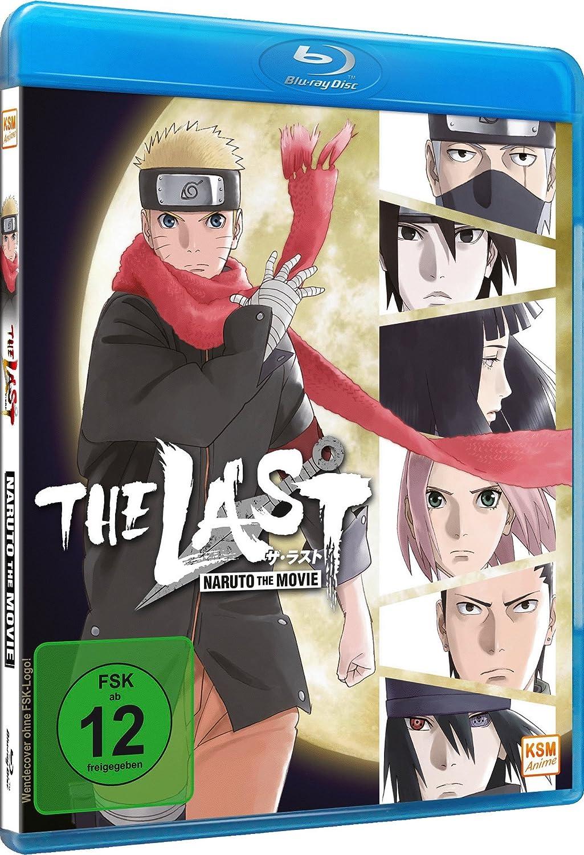 Amazon.com: The Last: Naruto - The Movie [Blu-ray] [2014 ...