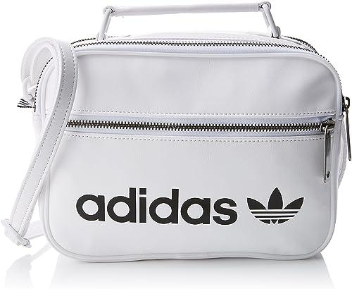 jalea tenedor Acusador  adidas Mini Airline Vintage Tasche, White, 23 x 17 x 8 cm: Amazon.de:  Bekleidung