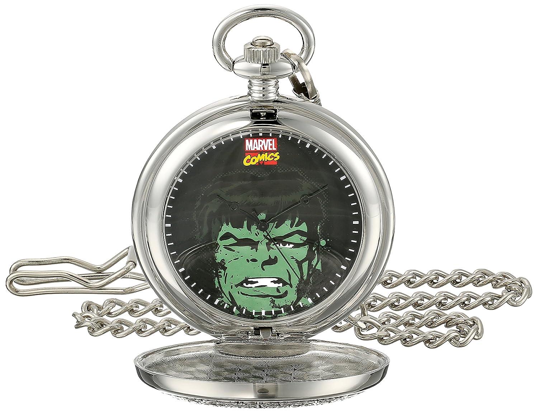 Reloj - Marvel - para Hombre - W001747: Amazon.es: Relojes