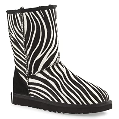63dbfbb589c UGG Australia Women's Classic Short Exotic Boots