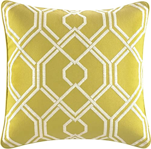 Tommy Bahama Cuba Cabana Pillow, 16×16, Green