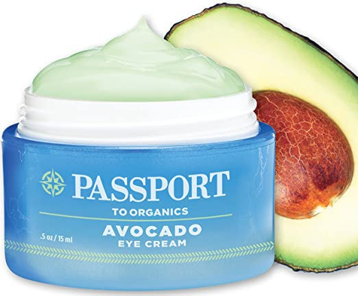 Passport to Organics Avocado Eye Cream