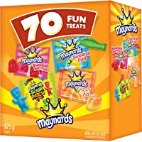 MAYNARDS Assorted Candy Back to School Treats, 70 count, 875g