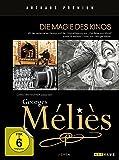 Georges Méliès - Die Magie des Kinos (2 Discs, OmU)