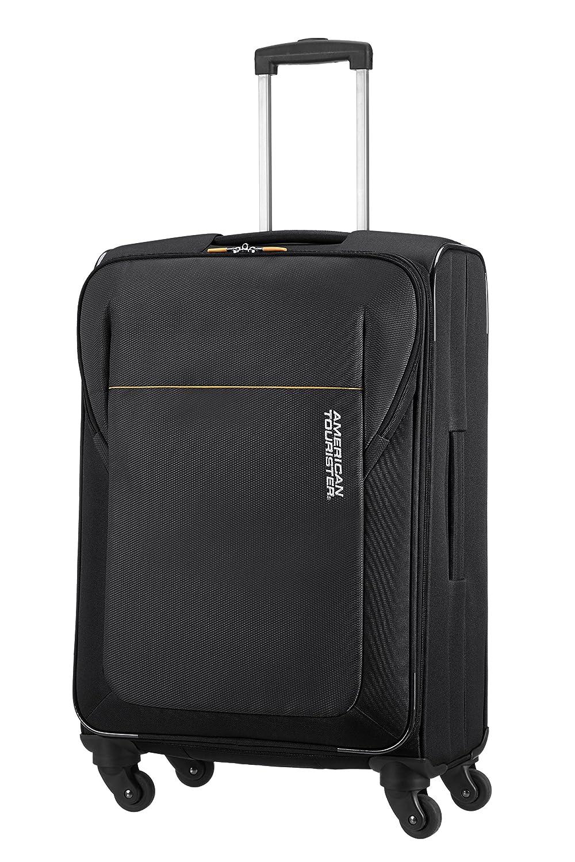 American Tourister San Francisco spinner equipaje de cabina negro black M