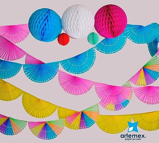 Abanico De Papel China Amazon Com Mx Handmade